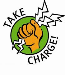 take charge graphic