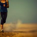 marathon runner and love