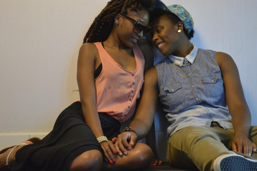 Bbw Ebony Lesbians Strapon